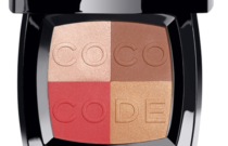 Spring-Summer makeup? CHANEL Coco Code is out and about