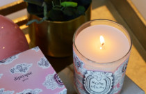 Time to feel Royal with Diptyque Rose Delight