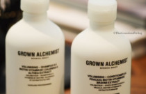 NEW from Grown Alchemist: Treat your hair with science and style